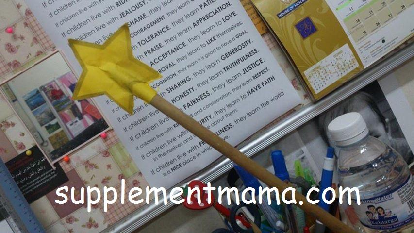 Magic wand dan supplement shaklee
