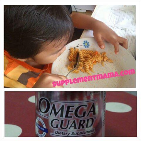 minyak ikan omega 3 yang bagus untuk anak